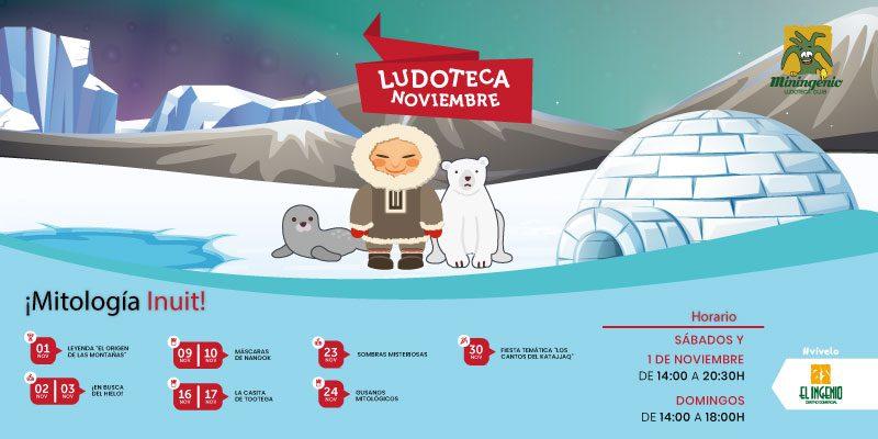 evento ludoteca inuit