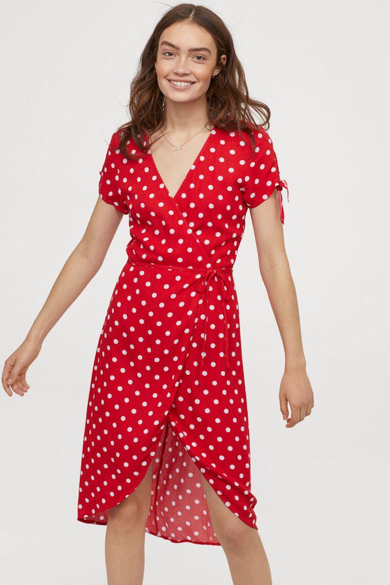 vestidos de lunares verano