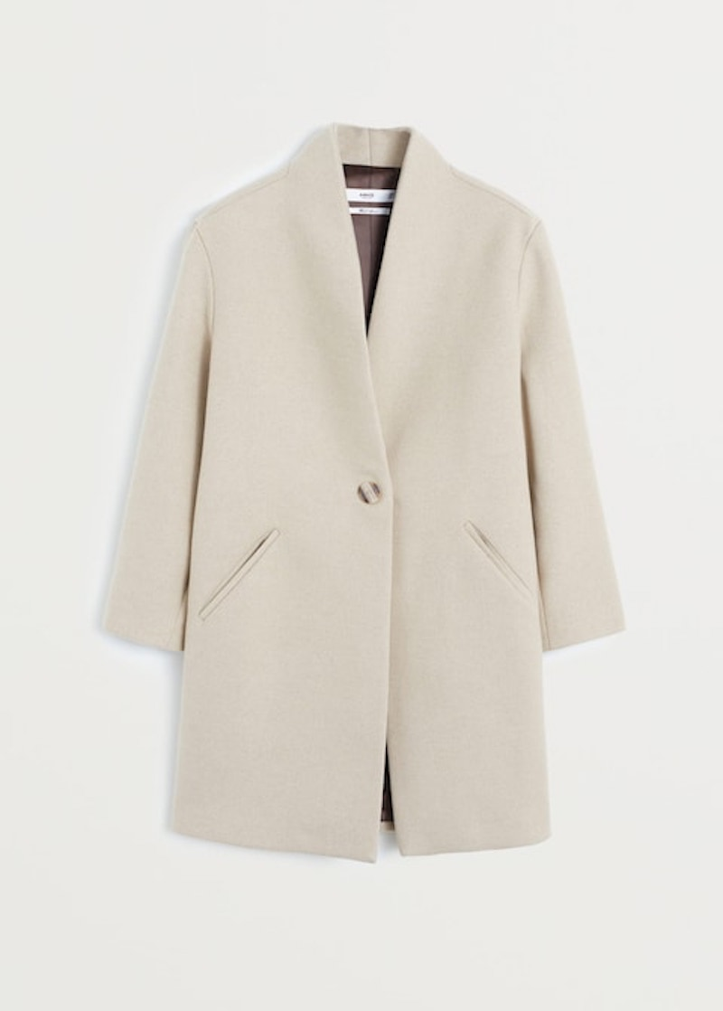 abrigos lana