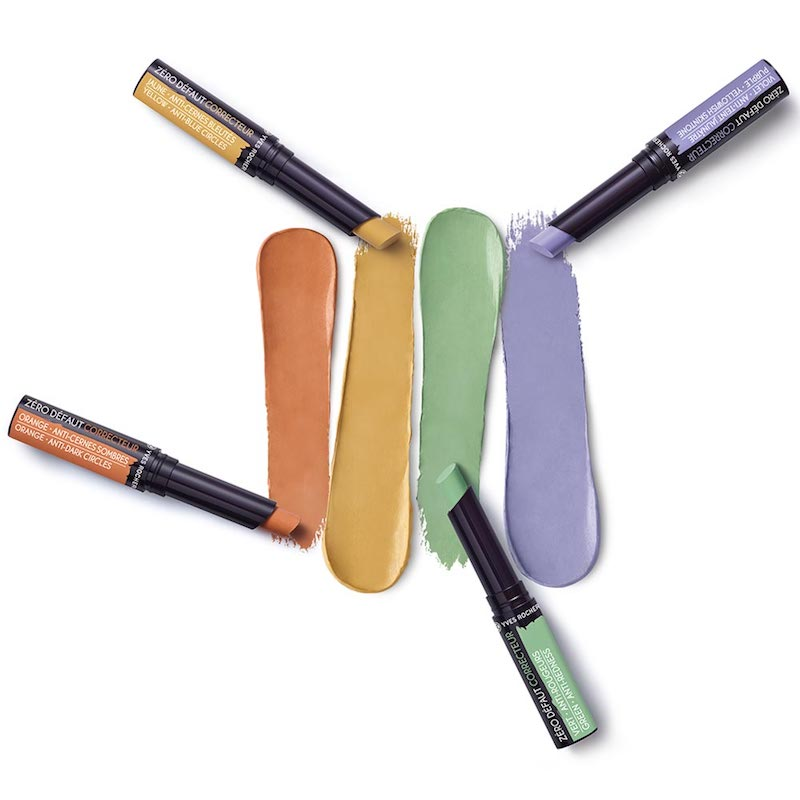 colores de corrector de ojeras