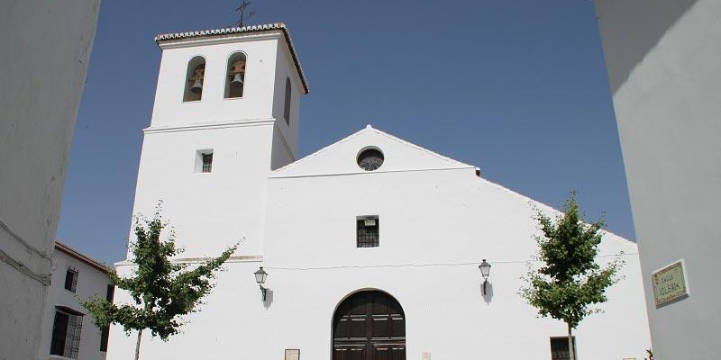 Iglesia de Alfarnate
