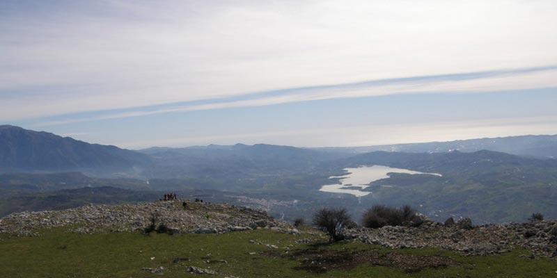 Pico de Vilo Alfarnate