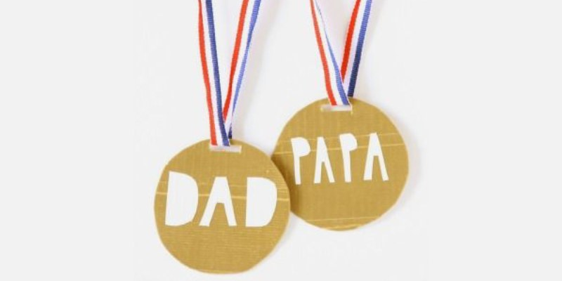 Medalla al mejor padre