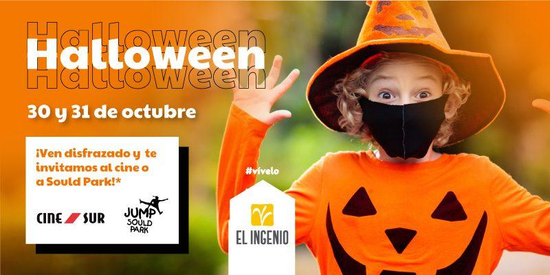 Promoción Halloween 2020